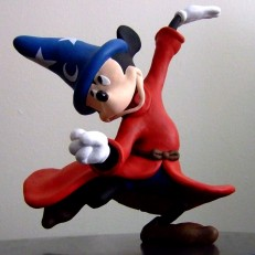 Mickey Mouse Maquette
